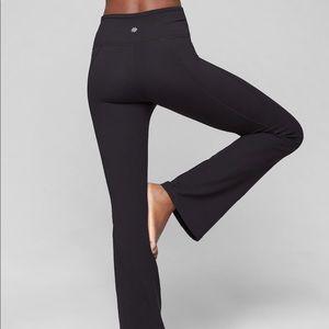 Athleta black yoga pants